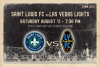 Saint Louis FC welcomes the Las Vegas Lights to St. Louis this weekend for a match Saturday night.