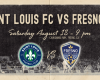 Saint Louis FC takes on Fresno FC this weekend in a USL match.